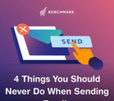 4 Things You Should NEVER Do When Sending Emails