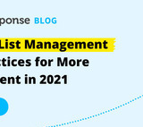 12 Email List Management Best Practices for More Engagement in 2021