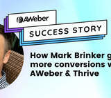 How This Web Developer Uses AWeber and Thrive Suite To Generate A Waiting List Of Clients