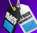 8 Emails to Get More Sales This Black Friday & Cyber Monday (with Examples)