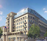 Hilton Signs with Granat LLC to Develop 206-Room Hilton Tbilisi in Georgia to Open Early 2019