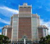 Riu Plaza Hotel Announced for Madrid's Iconic 'Edificio España'