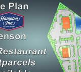 Leath Company Celebrates Groundbreaking of Hampton Inn in Benson, North Carolina