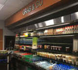Take it or leave it? Grab and go food and beverages increase revenue