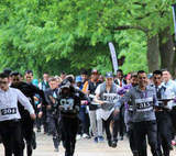 300 waiters run in National Waiters' Day Race