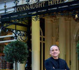 Jean-Georges at The Connaught will offer takeaway pizza