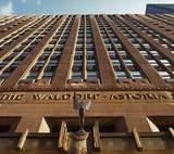 We now know when construction work on the Waldorf Astoria will commence