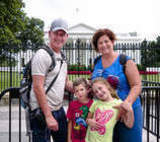American families spend the most quality time together while on vacation