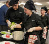 Top Culinary and Management school competition
