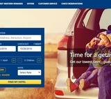 Check out Best Western's new website