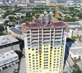 Moody National Hospitality Management Celebrates Topping-Out of Residence Inn Medical Center in Houston