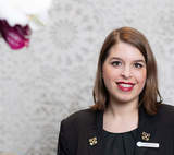 Four Seasons Hotel Casablanca's Caroline Breyer receives her golden keys