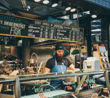 Food Halls Are the New Food Courts (With an Authentic Twist) | By Chiara Eckenschwiller