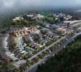 Dusit Signs Luxury Hot Springs Resort in China