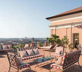 Rocco Forte Hotels Unveils the New Hotel de la Ville Following Extensive Renovation of Historic 18th Century Palazzo