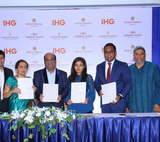 IHG Signs InterContinental Bengaluru Whitefield and Crowne Plaza Bengaluru Raj Bhavan Road Hotels