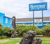 Crystal Investment Property Brokers the Sale of Rodeway Inn & Suites - Long Beach, Washington