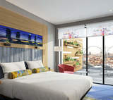 Aloft Makes a Splash in the Spanish Capital Madrid with New Rockwell-Designed Hotel