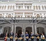 Raffles Hotel Singapore Officially Marks Its Iconic Return