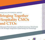 """HFTP and HSMAI Release Special Report, """"Bringing Together Hospitality CMOs and CTOs"""""""