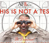 Be Prepared – This Is Not a Test!: AF&Co's 2017 Trends Report
