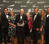 Bill Marriott Named Ernst & Young 2016 U.S. Entrepreneur of the Year